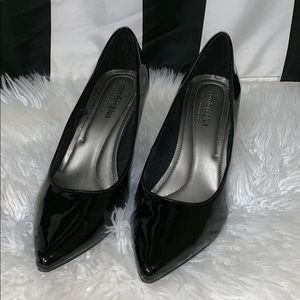 Predictions Comfort Plus Janine Pointy Toe Pump